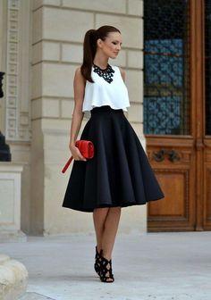Black white sophistication