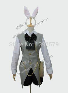 White Rabbit Tim Burton Costume Tim burton alice in wonderland