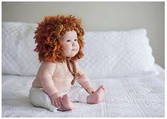 Cute Lion Baby Halloween costume http://www.etsy.com/listing/61188775/the-little-lion-roarrrrr