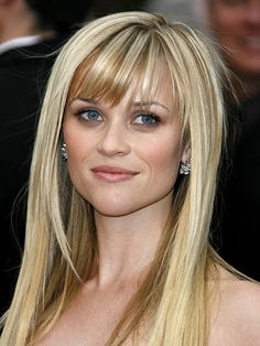 The all-time best celebrity bangs: When we think of the most perfect set of bangs we've ever laid eyes on, Witherspoon's 2007 Oscars hairstyle always comes to mind