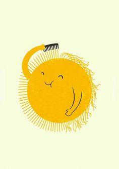 Imagen de sun and yellow