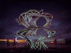 Gallery of 3 Student-Designed Pavilions from DS10 to be Built at Burning Man - 7