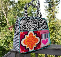 Paintings that Fly: another AMY BUTLER WEEKENDER BAG