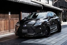 Lexus RX - tuned by Aimgain