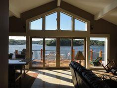 VRBO.com #419921 - Lakefront Home Terrific View, Tile Floors, Granite Kit, Boat Avail