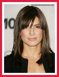 Hairstyles For 40 Year Olds | hairstyles with bangs for 40 year olds #Christmas #thanksgiving #Holiday #quote