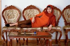 """""""When I saw the Iranian women in """"Newsha Tavakolians"""":http://www.newshatavakolian.com/ photos last year, to be honest I was quite impressed by the freedom of new generation Iranian men and women, and I really wanted to travel there straight away,"""" London-based, Turkish-born photographer """"Olgaç Bozalp"""":http://www.itsnicethat.com/articles/photographer-olgac-bozalp-challenges-traditional-ideas-of-male-beauty-151216 told us."""