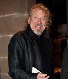 Robert Plant attends the Elgar Concert to raise funds for repairs to the 150 year old organ at St Peters Church in Wolverhampton. September 2010