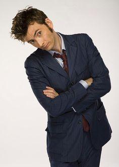 David Tennant - 10th Doctor                              …