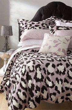 Leopard Bedroom Ideas