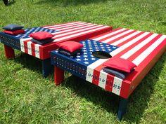 American Flag Custom Set by BMore Corny