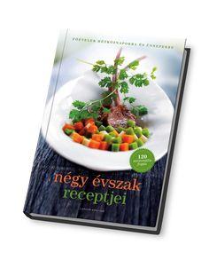 Én+magam+is+naponta+főzök,+piacon+vásárolok,+a+húst+a+bejáratott+hentesnél+veszem+és+a+házias+ízeket+kedvelem,+így+nem+sokban+különbözöm+az+olvasóktól,+akiknek+a+könyv+készült.  Legújabb+szakácskönyvemben,+a+Négy+évszak+receptjeiben+120+olyan+főételt+találok,+mely+hónapról+hónapra+haladva+a+piacról…