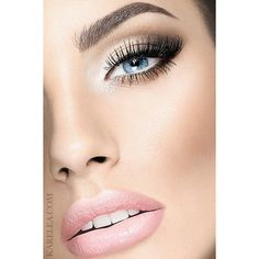 Where Professional Models Meet Model Photographers - ModelMayhem ❤ liked on Polyvore featuring makeup, models, beauty, faces and eyes