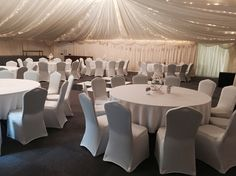 Halfway House, Shipley, West Yorkshire, Marquee Venue, Wedding Venue, Fairy Lights, Simple, Elegant, Stunning, Chair Covers
