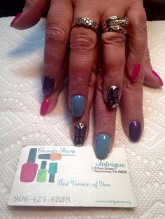 Chanda @ Intrigue Salon & Body Studio - Menominee, MI www.intrigueme.org