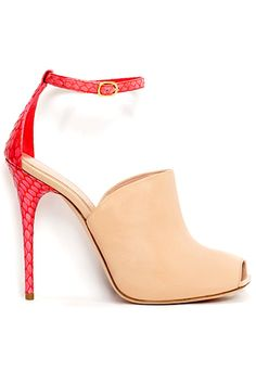 Alexander McQueen - Shoes - 2014 Pre-Spring- FAAAB!!!!!