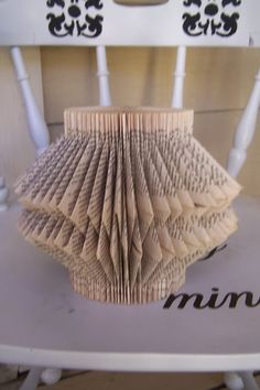 Book Folding Tutorial
