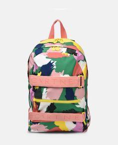 Stella McCartney gum ski backpack Girl Backpacks f524763e9e