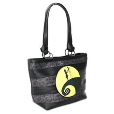 Harveys for Disney Couture Tim Burton's The Nightmare Before Christmas Moonlight Carriage Ring Tote | Bags  Totes | Disney Store