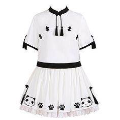 Partiss Classic Lolita Damen Kurzaermel Cosplay Fancy Dre... https://www.amazon.de/dp/B01JLEXM46/ref=cm_sw_r_pi_dp_x_G0AOxbEWY943S