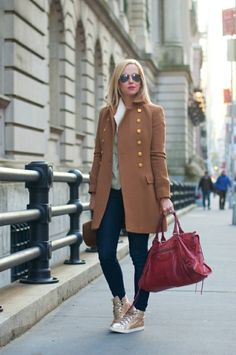Blonde in Brooklyn blogger