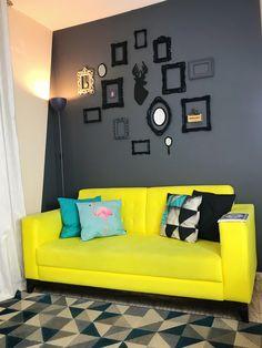 Living Room Designs, Living Room Decor, Quirky Decor, Dark Interiors, Easy Home Decor, Living Room Inspiration, My Room, Home Interior Design, House Design