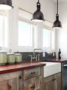 Rustic Kitchen Islands Rustic Exquisite Solid Wood Kitchen Cabinets Kitchen