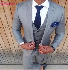 Chic silver suits fit collar key suit fashion cheap wedding dress wedd – menstights Source by mariduenas Grad Suits, Graduation Suits, Prom Suits For Men, Cool Prom Suits, Prom Suits 2019, Cheap Suits For Men, Mens Fashion Suits, Mens Suits, Grey Suit Combinations