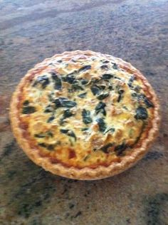 Spinach/Artichoke Quiche is my favorite @ Panera Bread... I am going to make this with phyllo crust...yummmm