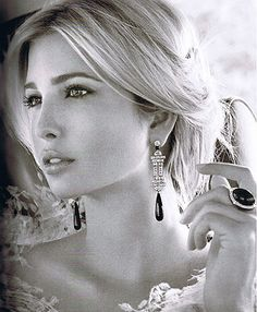 Ivanka Trump...beautiful, intelligent, humble, kind, successful, elegant, classy...I absolutely ADORE her!