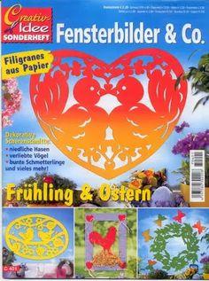 Creativ Ideen_Fensterbilder&Co_Frühling&Ostern - Angela Lakatos - Picasa Webalbumok
