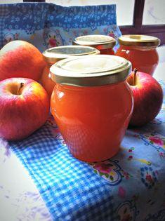Doce de maçã e canela