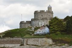 St Mawes Castle, one of our 4 castles you should visit in Cornwall: http://www.thevalleycornwall.co.uk/blog/2015/08/14/4-historic-castles-to-visit-in-cornwall/