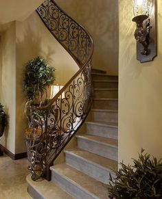 Stair Rails - Lighting - Customer Provided Photo - CPP0136