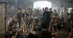 "How The ""Hunger Games"" Team Brought ""Mockingjay – Part 1"" From The Page To The Screen"