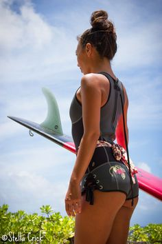 Sirensong Custom Wetsuits: Pre-Order Yours Now - KiteSista Sporty Girls, Surf Girls, Wakeboarding Girl, Body Action, Surf Decor, Surf Outfit, You Now, Signature Collection, Designer Swimwear