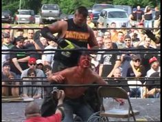 CZW Tournament of Death 8 2009: Jon Moxley vs Brain Damage Replays #CZW #Ambrose #Indy