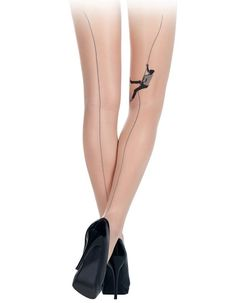 Dizzying Tights – Climber and beautiful legs