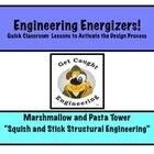 Building a Pasta Tower:Need a quick STEM activity that only uses marshmallows and dry pasta? Challenge your student groups to design, plan, and build the tallest tower. Elementary Science, Middle School Science, Elementary Schools, Science Lessons, Teaching Science, Team Building Challenges, Stem Projects, Science Activities, Engineering