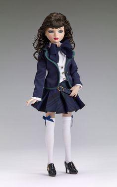 Ellowyne Wilde - School Dazed - 2013 - LE 50 - A Motor City Doll Club Luncheon Exclusive #repin #fashion #dolls