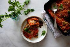 Gluten Free & Vegan Lasagna
