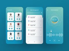 A list of top User Inteface (UI) and User Experience (UX) Design Works for Inspiration . Mobile app interfaces and Web design works. Ui Design Mobile, App Ui Design, User Interface Design, Android App Design, Application Design, Mobile Application, App Design Inspiration, Mobile App Ui, Apps