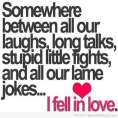 cute quotes for boyfriend and girlfriend - Google Search