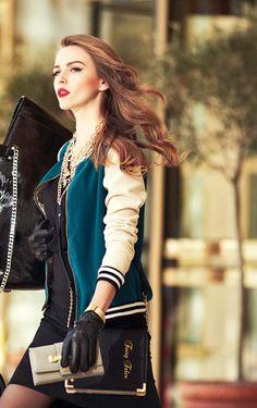 DOCA FW 2014/15 Collection SALES UP to 50% Jacket available at DOCA Shops & Online: https://www.doca.gr/el/online-shop/fthinoporo-xeimonas-14-15/rouxa/tzaket-fw-14-15/36421-tzacket-mple-mpez-detail.html  #doca #sales #specialOffers #jacket #blue