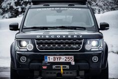 New Land Rover Discovery XXV celebrates 25 years of the Discovery with extra premium features Discovery Car, New Land Rover Discovery, Lazer Lights, Good Looking Cars, Range Rover Sport, Land Rovers, Bang Bang, Hot Cars, Cool Toys
