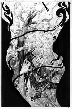 Batwoman #3 pg.1, J.H.Williams III
