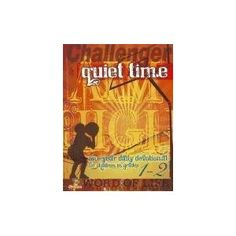 Challenger Quiet Time: One Year Daily Devotional for Children in Grades 1-2