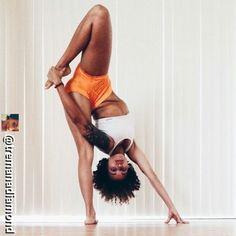 Awesome #blackgirlyoga REPOST FROM @tremanadiamond:...