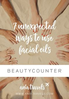 You're probably familiar with the uses for facial oils, what the lesser-known hacks? Here's how you can use your BC facial oils in 7 unexpected ways.