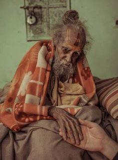 SANT SHRI HANUMAN DAS JI AGED 170 YEARS VRINDAVAN INDIA
